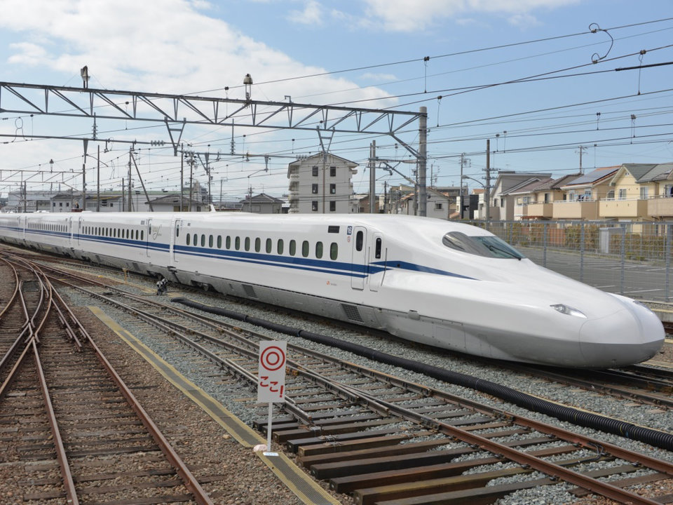 Houston, we have a project: Texas' high-speed railway